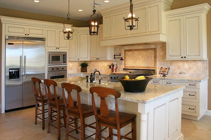 older kitchen trend